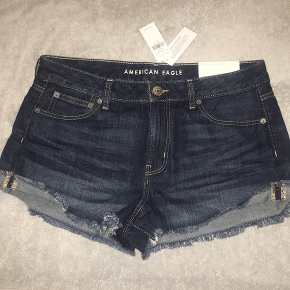 American Eagle Outfitters Pants - NWT AMERICAN EAGLE TOMGIRL SHORTS